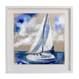 Sail Away - Art Print Art Prints