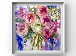 Summer Delight -Art Print Art