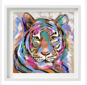 Tigers Luck -Art Print Art