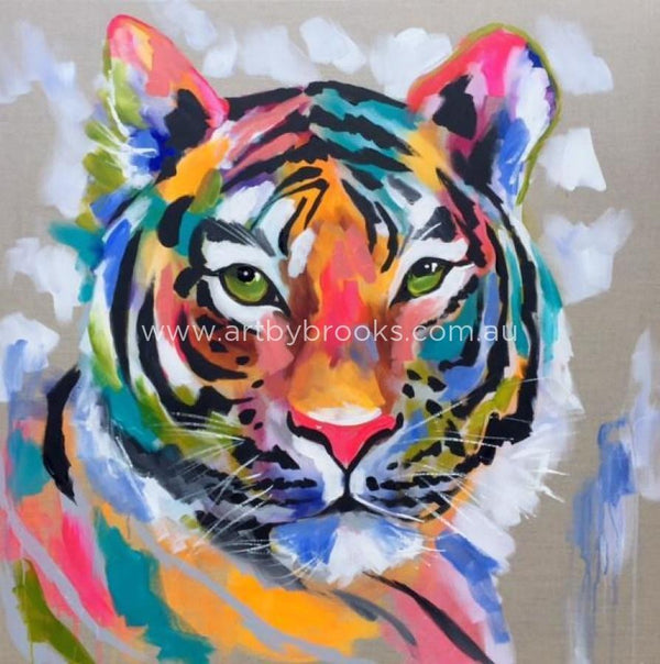 Tigers Pride - Art Print Art Prints