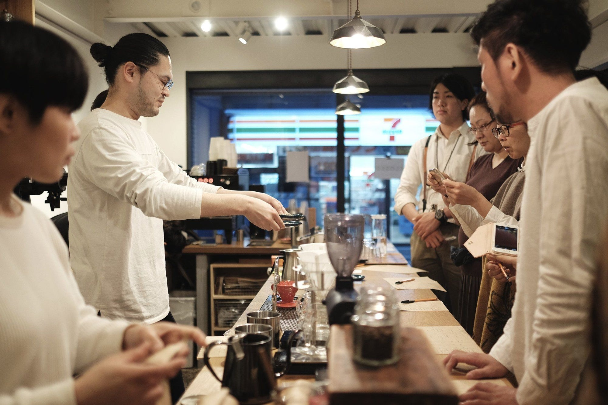Oyamazaki Coffee Roasters: Kurasu Kyoto Event Photo Report