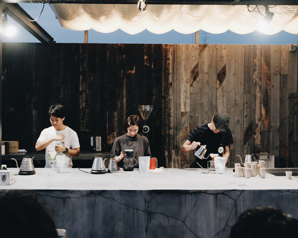 "Kurasu joins ""HOME"", a shared roaster in Osaka, from HOOP"