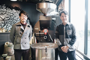 Townsquare Coffee Roasters (Fukuoka): 2017 September #kurasucoffee Roaster