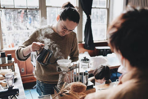 Kurasu Roaster Stories: Oyamazaki Coffee Roasters / Kyoto