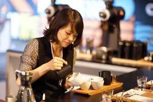 Interview with Ms. Miki Suzuki, 2nd place at the World Barista Championship 2017 Seoul : by Vaughan