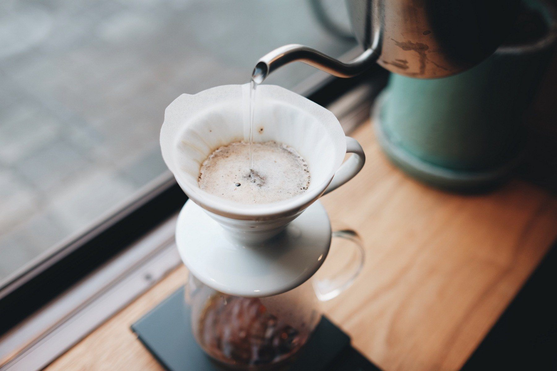 Hario V60 Brewing Guide (How we do it at Kurasu)