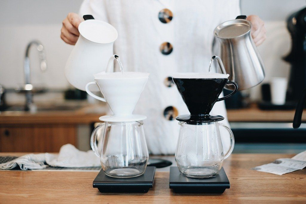 HARIO V60 TETSU KASUYA Model Product review: Back to back comparison with the classic V60