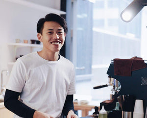 Meet Your Barista- Angelo