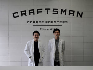 Craftsman Coffee Roasters (Yamaguchi): 2019 March #KurasuPartnerRoaster