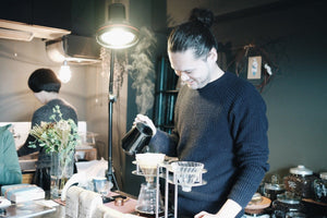 Oyamazaki Coffee Roasters: January 2017 #kurasucoffee Roaster