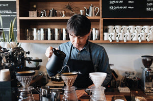 SUIREN+Coffee Roaster (Hiroshima): 2018 August #KurasuPartnerRoaster