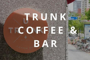 TRUNK Coffee Bar: October 2015 #kurasucoffee Roaster