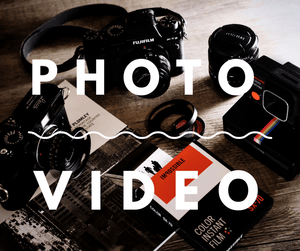 New Hire: photograhers / videotographers
