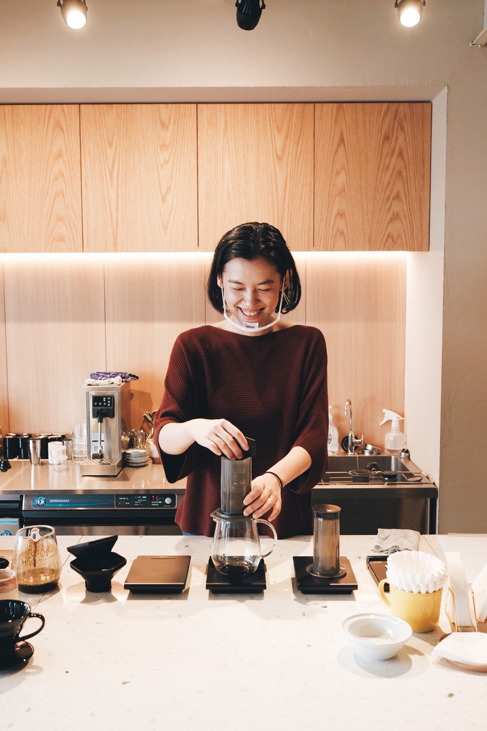 Barista Blend Interview: Ayaka
