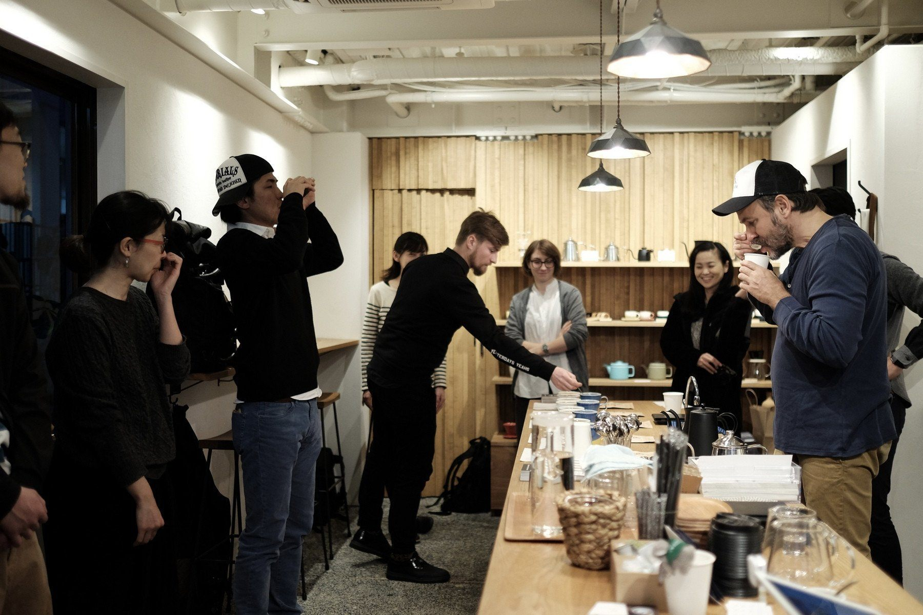 Cupping with The Barn : Kurasu Event Report