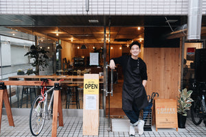 Goodman Roaster Kyoto (Kyoto): 2020 January #KurasuPartnerRoaster