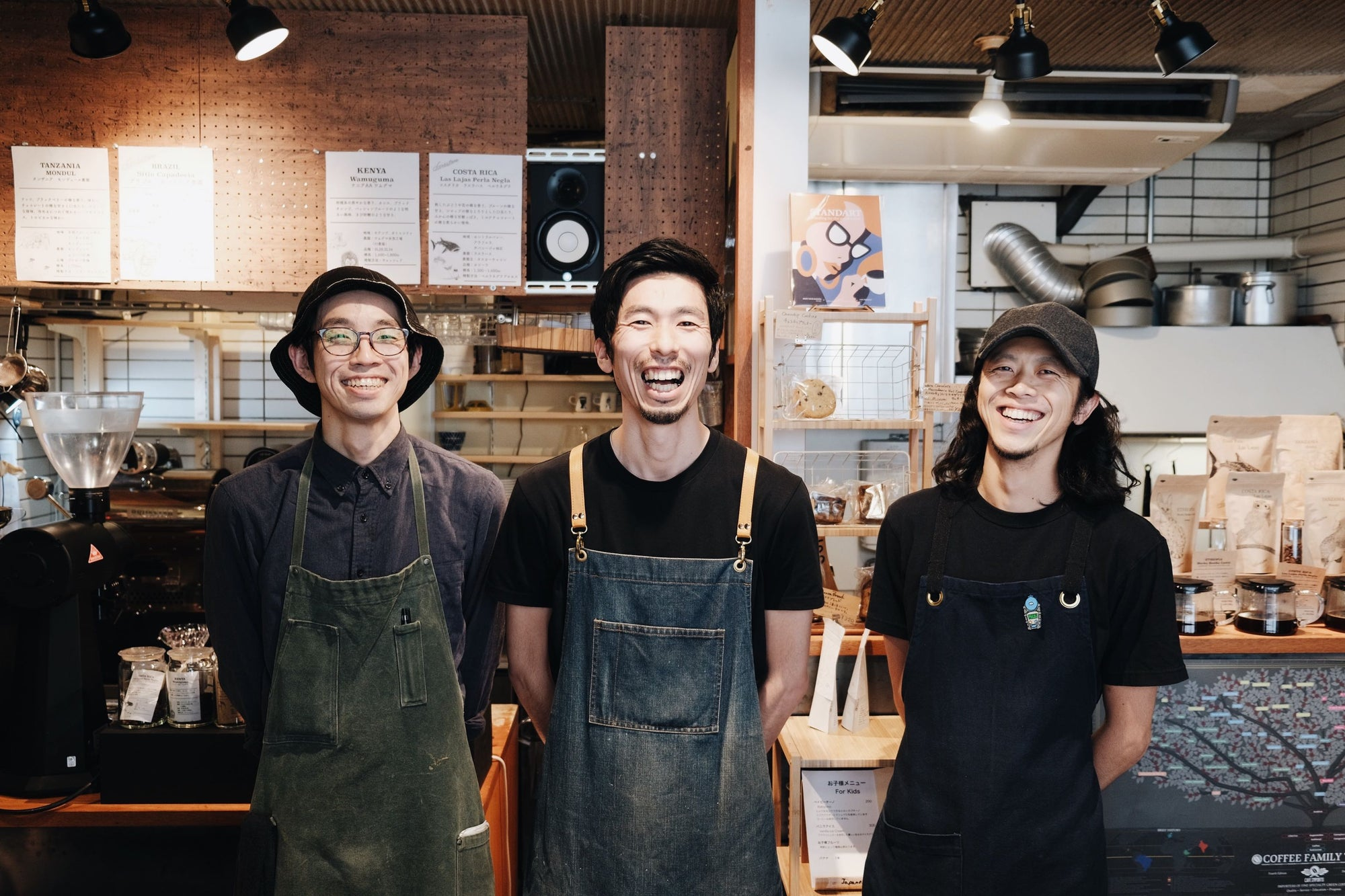 Darestore (Sendai): 2019 December Kurasu Partner Roaster Subscription