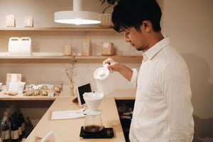 TAOCA COFFEE (Hyogo) : November 2017's #kurasucoffee roaster
