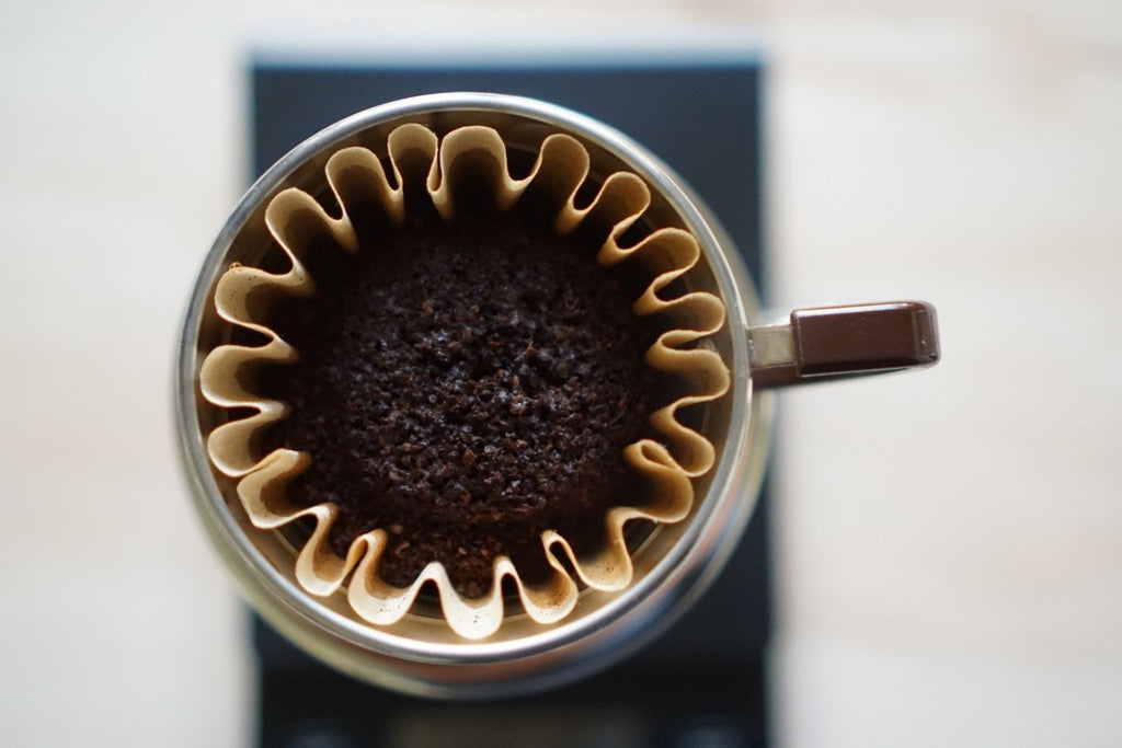 The bloom process is where we gently pour hot water over the coffee to let  the gasses out to prep itself for brewing. If your coffee beans are fresh  and of ... 7ba7f9d68f