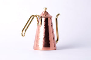 Kalita Tsubame Drip Pot Slim Copper (0.7L)