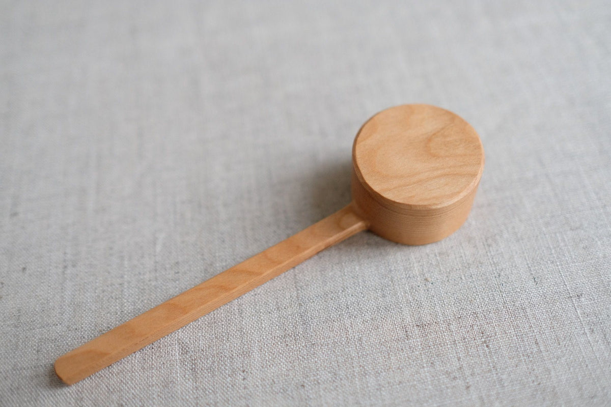 Coffee Measure by Ishii Koji Spoon Ishii Koji