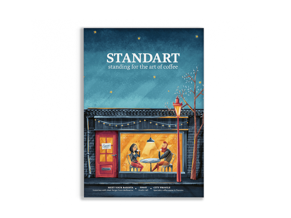 Standart Magazine Issue #7 Magazine Standart