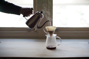 Kalita Wave Coffee Pour Over Kettle (1.0L) - Kurasu  - 6