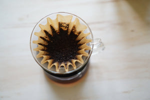 Kalita Wave #185 Glass Dripper Black - Kurasu  - 8