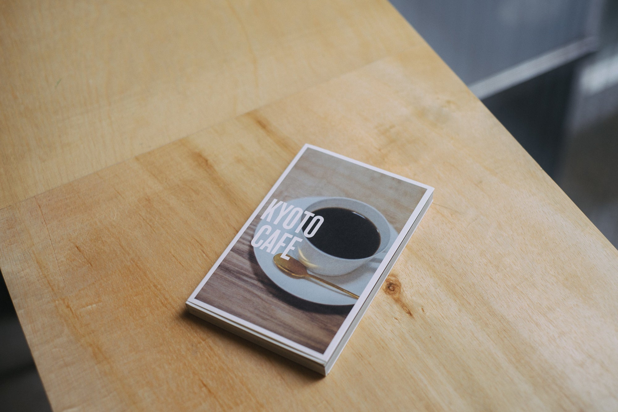 <Magazine> Kyoto Cafe: published by fivefingermountain Magazine fivefingermountain