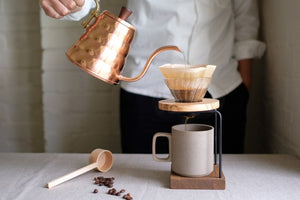 Halo Coffee Dripper Stand Stand Halo