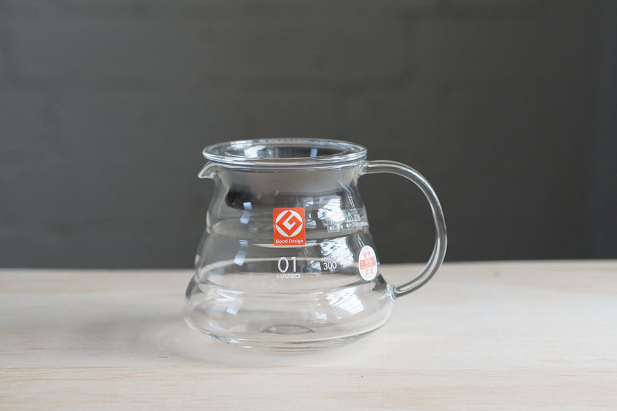 Hario V60 Coffee Server - 360 clear - Kurasu