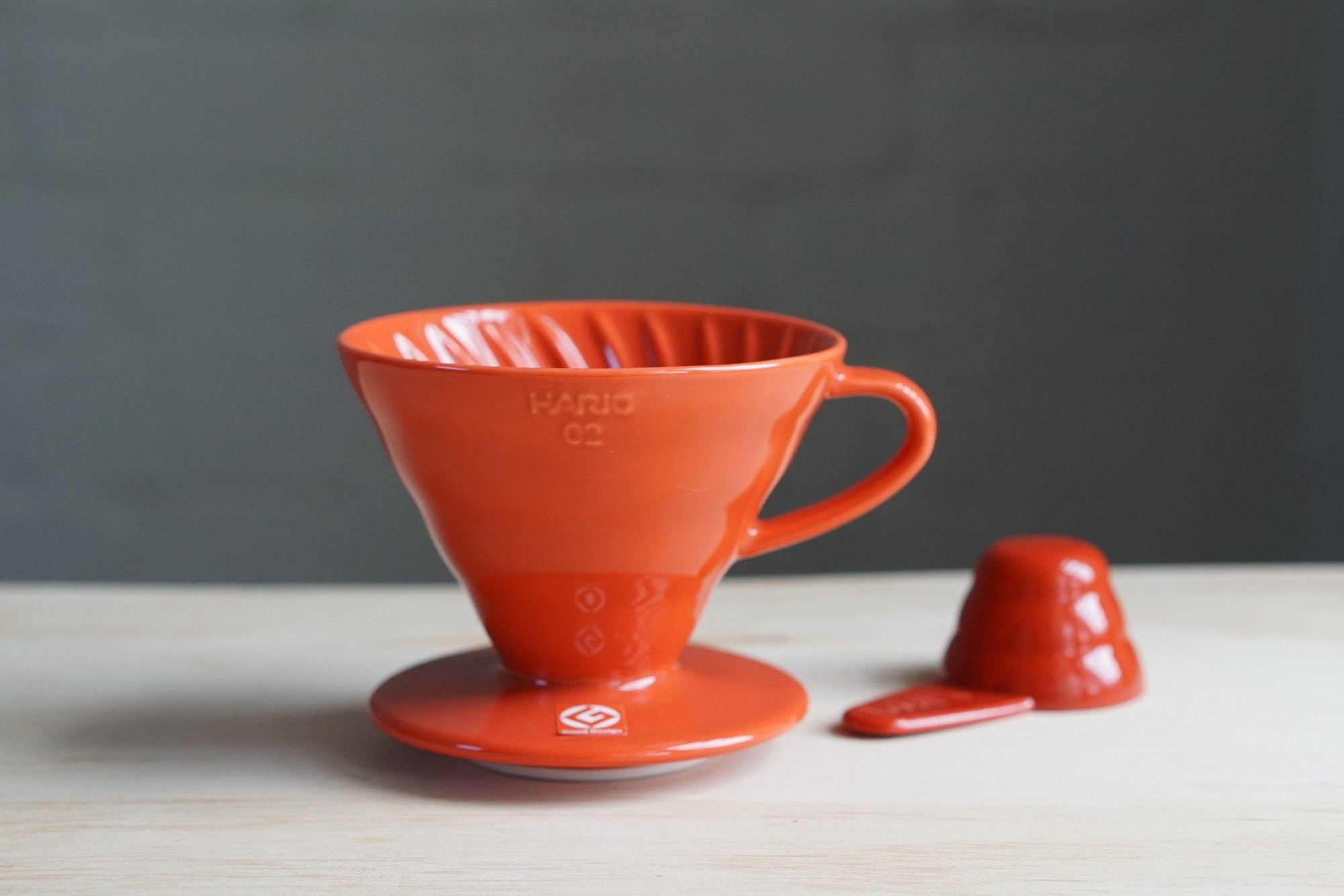 Hario V60 Dripper 02 Ceramic Red Dripper Hario Hario V60 Dripper 02 Ceramic Red