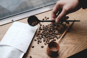 Think!Forest Coffee Measure by Yusuke Tazawa