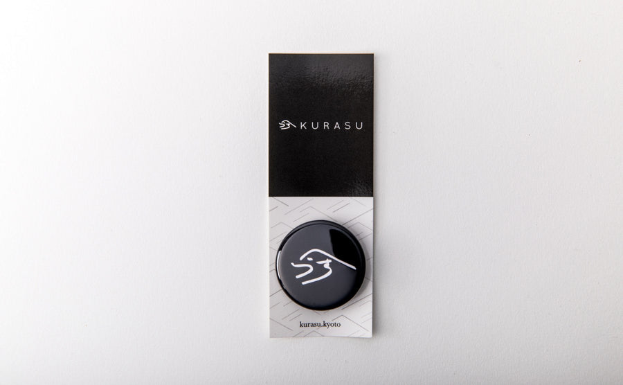 Kurasu Original Design Pin Badges