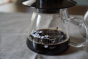 Kalita Wave Glass Server G 300 - Kurasu  - 2