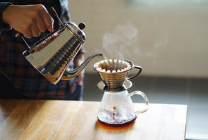 Kalita Wave #185 Stainless Steel Dripper - Kurasu  - 4