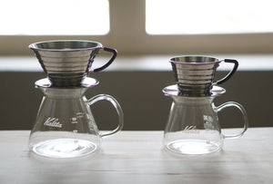 Kalita Wave Glass Server G 500 - Kurasu  - 3