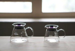 Kalita Wave Glass Server G 500 - Kurasu  - 2