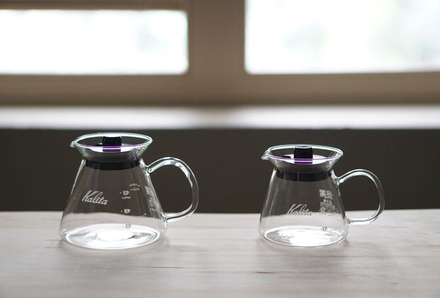 Kalita Wave Glass Server G 500 - Kurasu  - 1