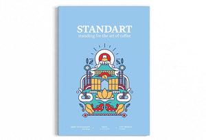 Standart Magazine Japan Issue #6