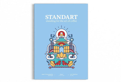 Standart Magazine Japan Issue #6 Magazine Standart