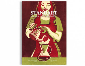 Standart Magazine Japan Issue #8 Magazine Standart