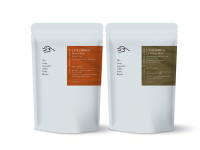 250g x 2 Coffee Taster Set