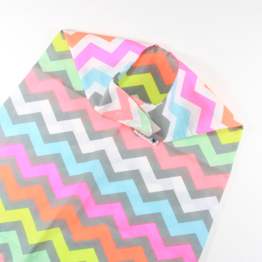 Dress-up Cape - Fluro Chevrons