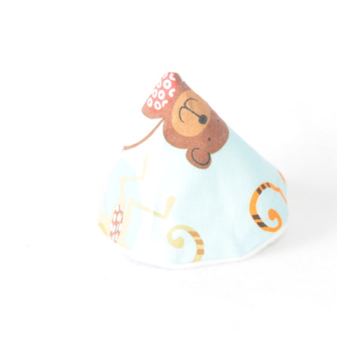 Mucky Duck wee wee tee pee Blue with monkeys