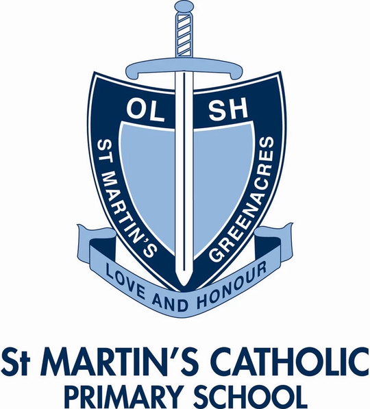 St Martin's Catholic Primary School - Commemorative