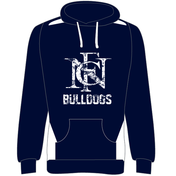 North Broken Hill FC | Pull-Over Hoodie (Navy)