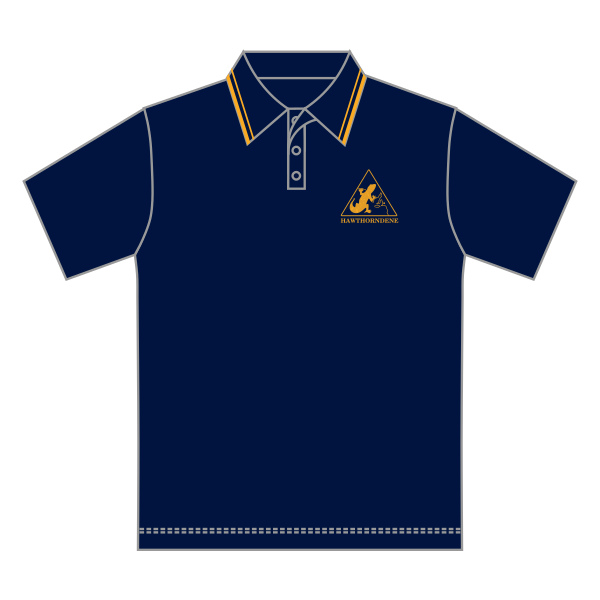 Hawthorndene PS | Navy Polo - SS