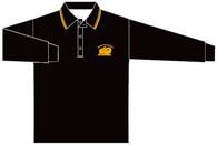 Long Sleeve Polo - FRONT