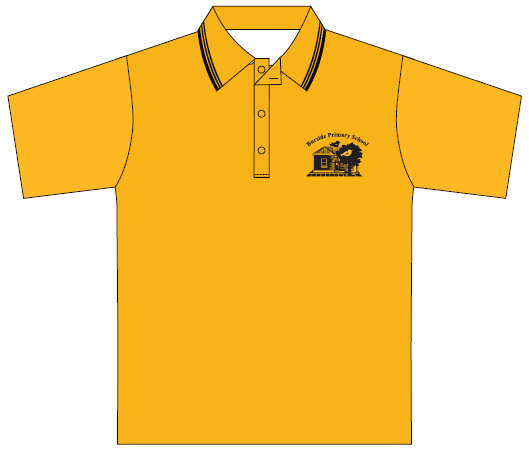 Short Sleeve Polo - FRONT